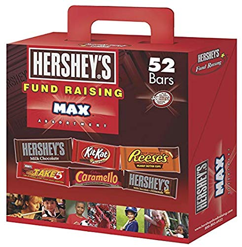 (Tam Tam Candy Chocolate Candy Bar Assortment - 52)