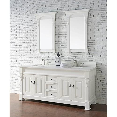 Double Sink Vanity in Cottage White 30%OFF