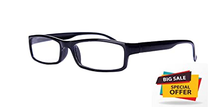 5a8a379cda8d Image Unavailable. Image not available for. Colour  Aramoda Near Vision  Power Fiberglass Reading Glasses for Men and Women ...