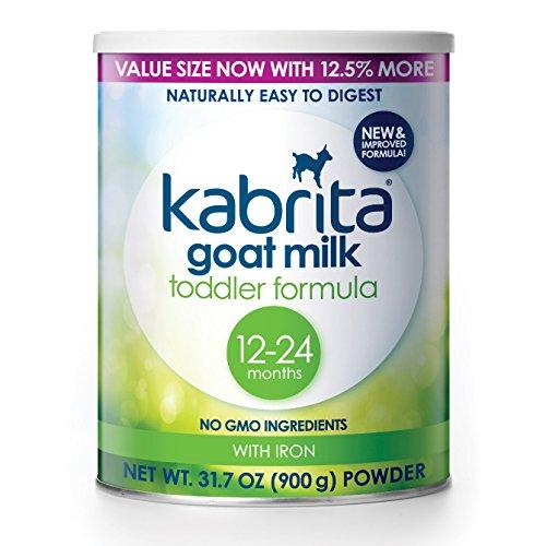 Top 10 recommendation goats milk toddler formula 2019