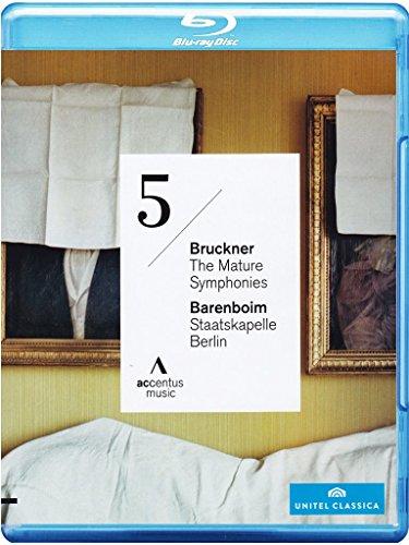 Blu-ray : Daniel Barenboim - Mature Symphonies: Symphonie 5 (Blu-ray)