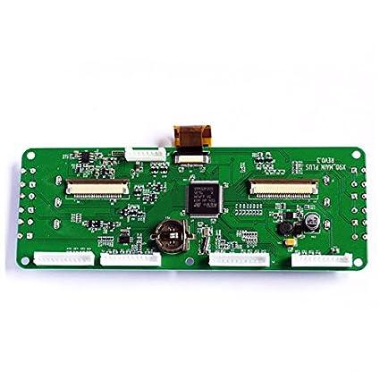 Wchaoen Frsky Taranis X9D Plus Transmisor Placa Base de Placa Base ...