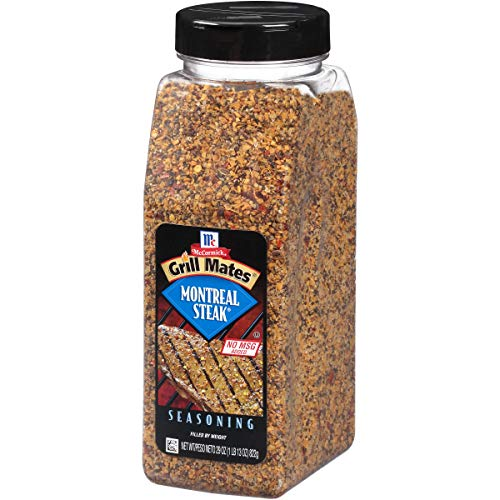 McCormick Grill Mates Montreal Steak Seasoning, 29 oz ()