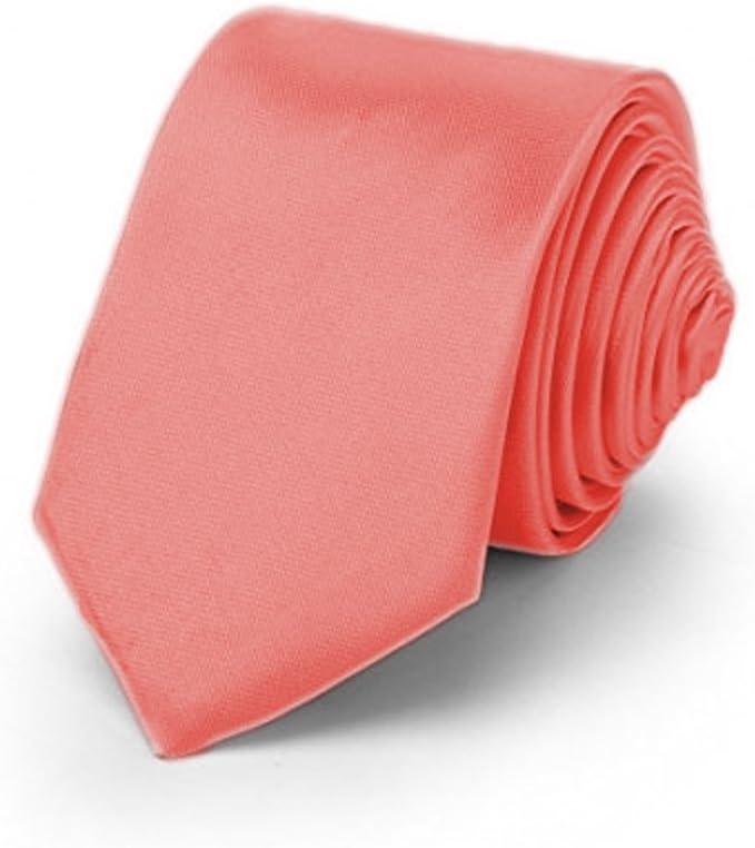 Schmale Krawatte Herren Damen Anzug Hochzeit Schlips Business Slim glänzend dünn