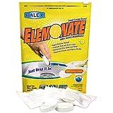 Walex TOI-61776 Elemonate Grey Water Deodorizer Drop-Ins, Fresh Lemon Scent (Pack of 5)