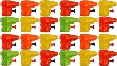 Mini Acqua Pistola - CONFEZIONE DA 24 - ACQUISTO ALL'INGROSSO