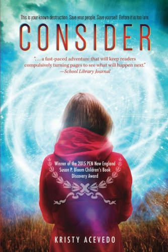 Consider (The Holo Series)