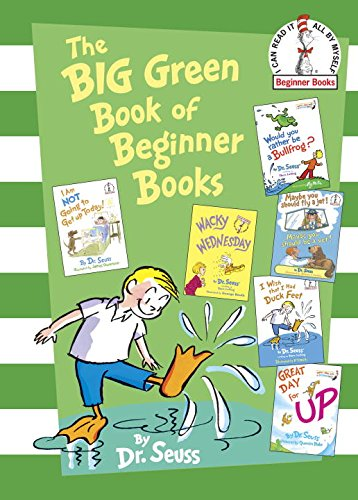 Price comparison product image The Big Green Book of Beginner Books (Beginner Books(R))