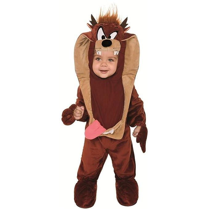 Amazon.com: Taz bebé Infant Costume – Infant: Clothing