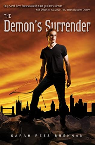 book cover of The Demon\'s Surrender