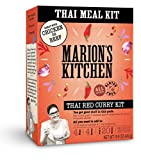 Thai Red Curry Meal Kit by Marion's Kitchen, 5 Pack, Quick, Easy & All Natural Thai Home Cooking