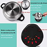 2.5L Liven Hot Pot Electric with Separated 304