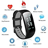 Fitness Tracker, Abandship Fitness Tracker Watch with Slim...