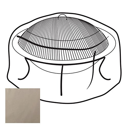 Weather Wrap Low Firepit Cover