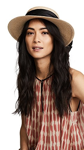 Eugenia Kim Women's Brigitte Sun Hat, Natural, One Size by Eugenia Kim