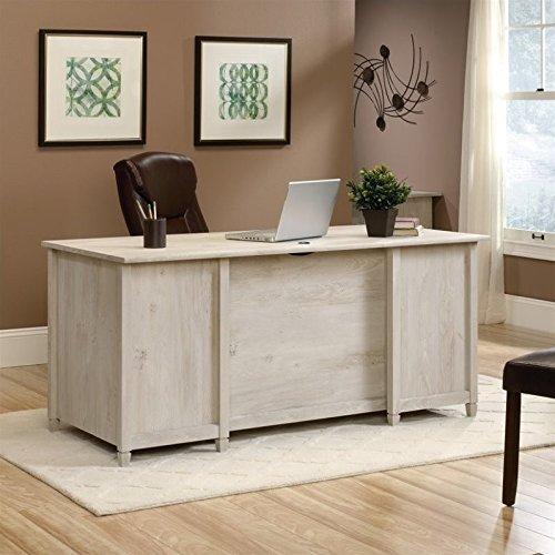 Sauder Edge Water Executive Desk in Chalked Chestnut by Sauder (Image #2)'
