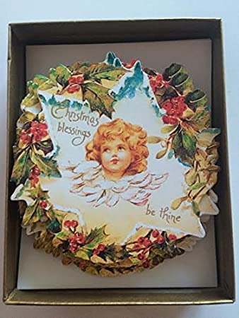 Amazon holiday christmas cards by marcel schurman 20 count holiday christmas cards by marcel schurman 20 count angel quotchristmas blessings m4hsunfo
