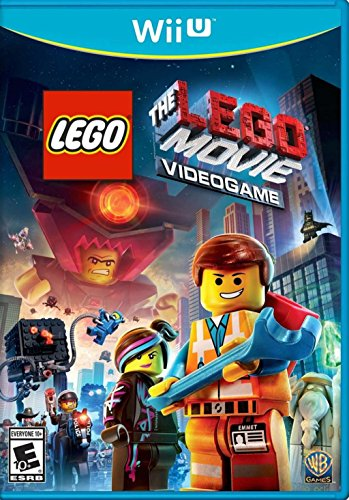 The LEGO Movie Videogame - Wii U (Lego Lord Of The Rings Nintendo Wii)
