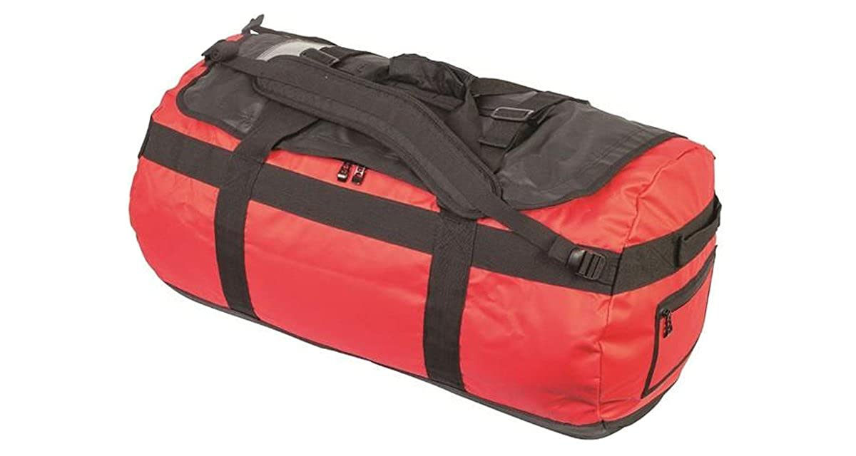 Highlander Lomond 65L Durable Tarpaulin Duffle Bag