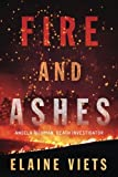 img - for Fire and Ashes (Angela Richman, Death Investigator) book / textbook / text book