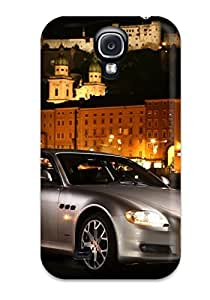 Akatsuki Galaxy Case's Shop 5220071K30729255 Tpu Case Skin Protector For Galaxy S4 Maserati Quattroporte 20 With Nice Appearance