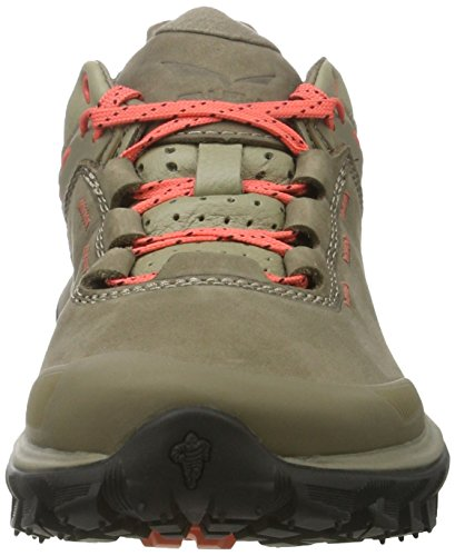 Coral Damen Donna Escursionismo Hiker Other Leder Wander Multicolore da SALEWA Hot Halbschuh Nut Scarpe 1pFwOq