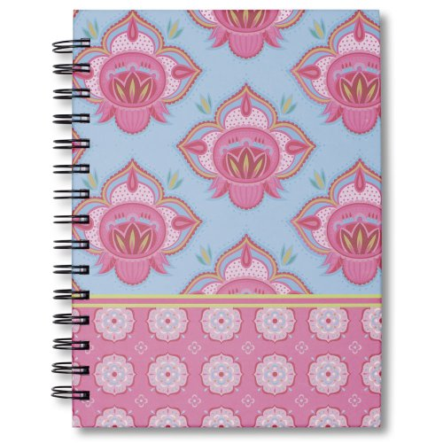 Plan Ahead Oversized Hardbound Journal, Assorted Colors, Color May Vary, 192 Ruled Pages (84787) (Fashion Journal)