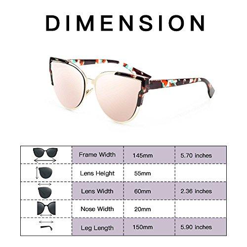 Personalizadas hombre 2018 Clásicas para Mujer Colocción AC Gafas de Lente y UV400 Con Sol Smileyes Nueva 25 Casuales vqHdPwaa