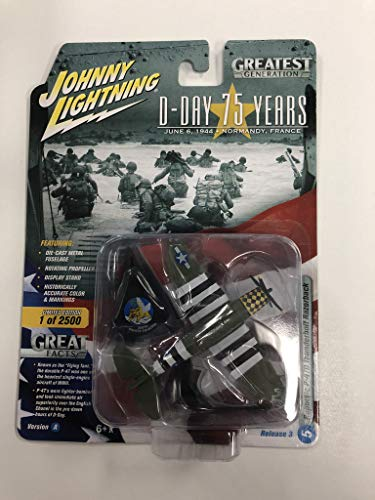 Used, Johnny Lightning JL Greatest Generation D-Day 75 Years for sale  Delivered anywhere in USA