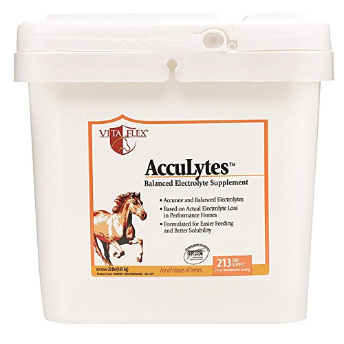 Vita Flex AccuLytes Complete Electrolyte Formula, 213 Day Supply, 20 lbs