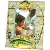 Rivers Edge Products My Fish My Dads Fish Picture Frame