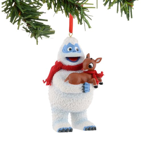 Adorable abominable snowman christmas decoration for Abominable snowman holiday decoration