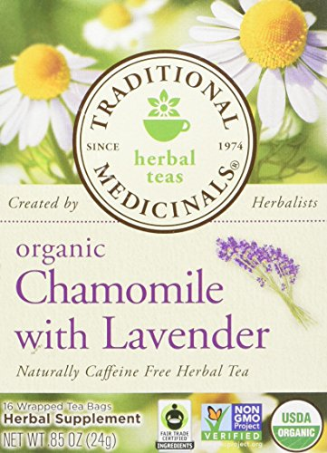 - Chamomile with Lavender Herbal Tea 16 Bags