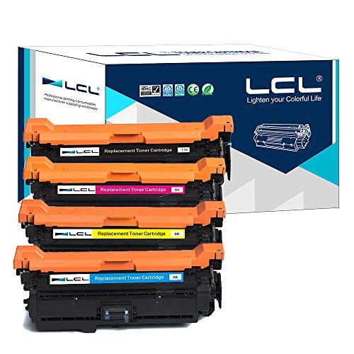 laserjet 500 color m551 - 9