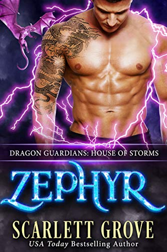 Zephyr: House of Storms (Dragon Guardians Book 8)