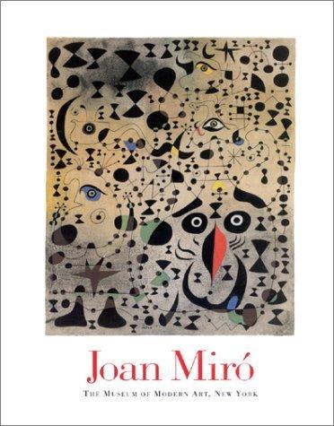 1993 Art - Joan Miro (A Museum of Modern Art Book) by Carolyn Lanchner (1993-10-02)