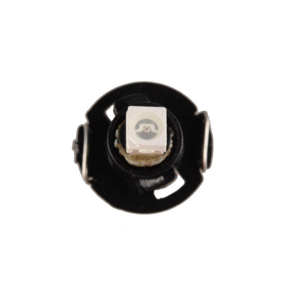 T4.2 N/éo Wedge LED ampoule cluster tableau de bord Lumi/ère de la jauge de climat Mintice 10 X vert Voiture T4
