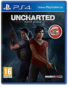 Sony Uncharted: The Lost Legacy [PlayStation 4 ]