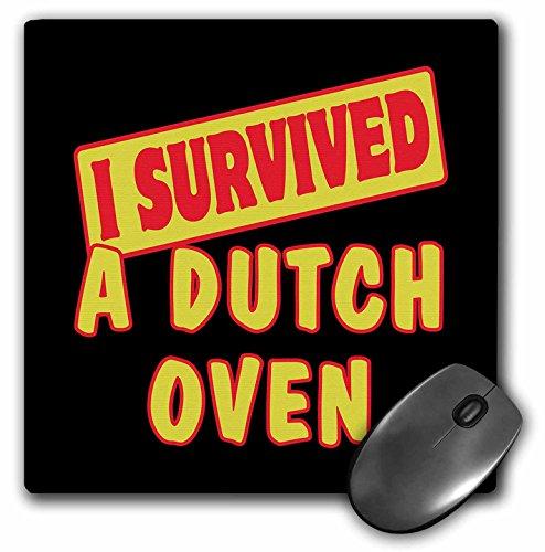 3dRose Dooni Designs Survive Sayings - I Survived A Dutch Ov