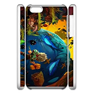 Bastion iPhone 6 5.5 Inch Cell Phone Case 3D 53Go-049647