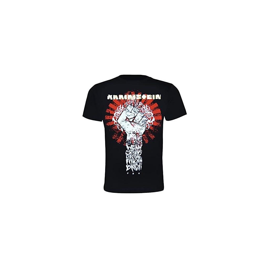 """'Rammstein, camiseta de sol """""""
