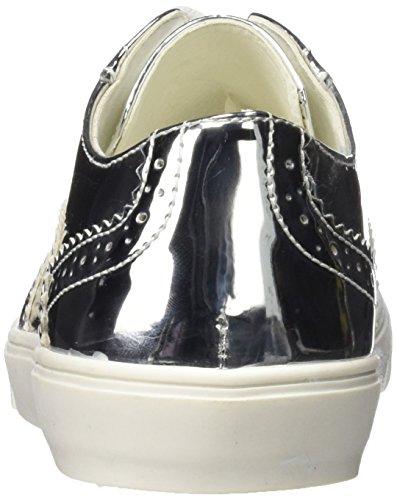 45193 Zapatillas Plateado XTI Mujer para xP77w4