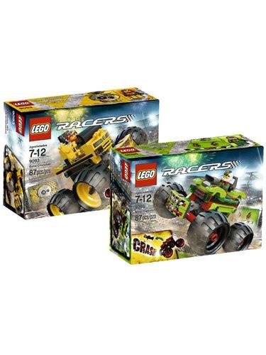 Lego Racers AST 2 (9093, 9095)