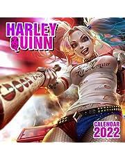 Haley Quinn Calendar 2022: October 2021 - December 2022 Monthly Calendar Mini Planner with Photos in Art Version