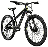 Diamondback Bicycles Sync'r Kid's Mountain Bike, 24-Inch Frame, Black