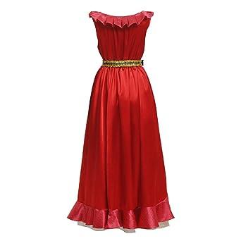 Amazon.com: CosplayDiy Womens Dress for Elena of Avalor Princess Elena Halloween Cosplay: Clothing