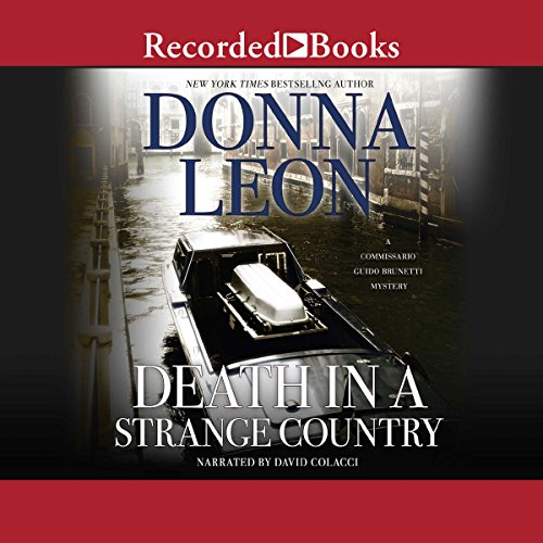 Pdf Lesbian Death in a Strange Country: A Commissario Guido Brunetti Mystery, Book 2