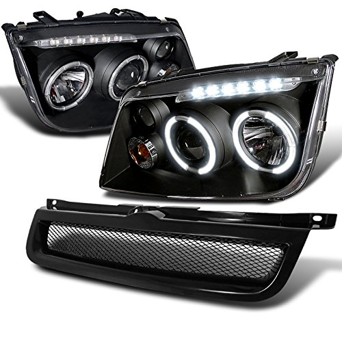 02 Vw Volkswagen Jetta Headlight - 2