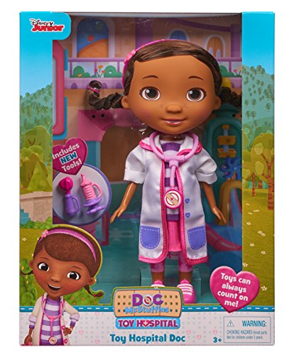 Doc McStuffins Toy Hospital Doc Doll]()