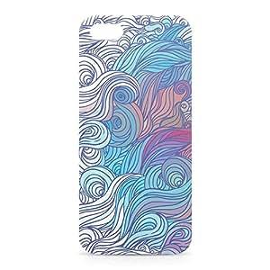 Hairs iPhone 5s 3D wrap around Case - Design 10